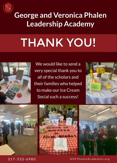 George and Veronica Phalen Leadership Academy / Homepage