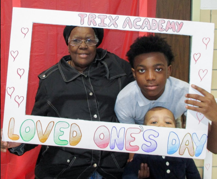 Trix Academy Hosts Loves Ones Day!