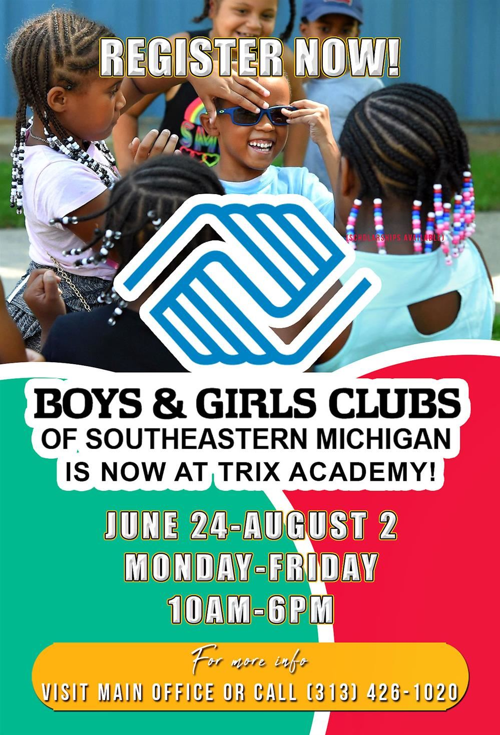 Boys and Girls Club of America at Trix Academy Detroit